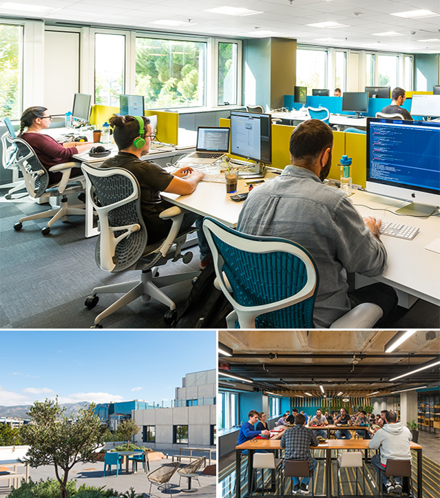 Workable office
